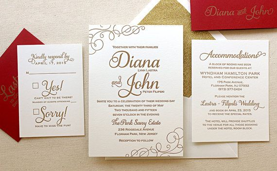 The Casablanca Suite  Classic Letterpress by DinglewoodDesign
