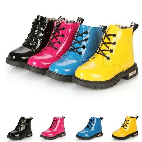 Babycele Rebels / Boots