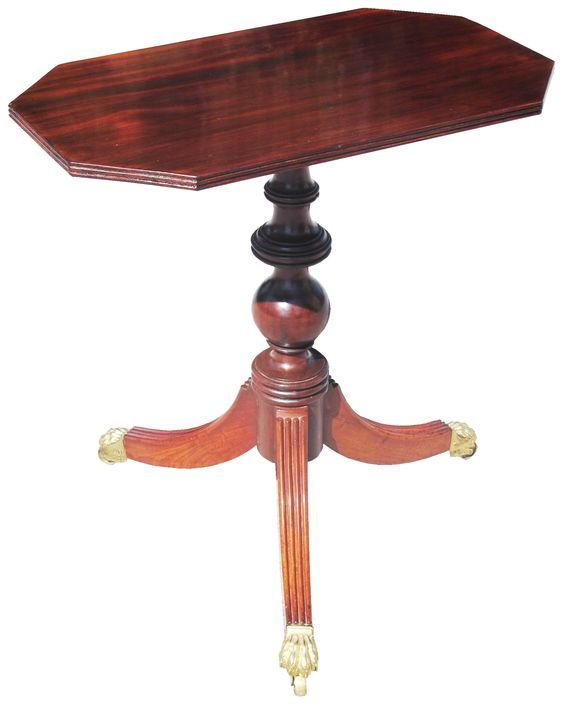furniture examples. a late federal carved mahogany candlestand baltimore c1820 attributed to the furniture examples