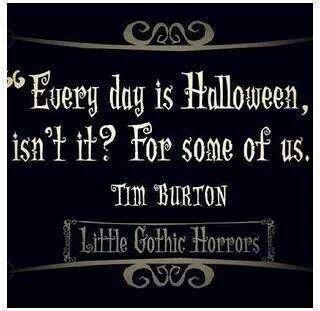 Halloween - Tim Burton