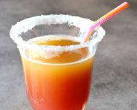 recette de tequila sunrise