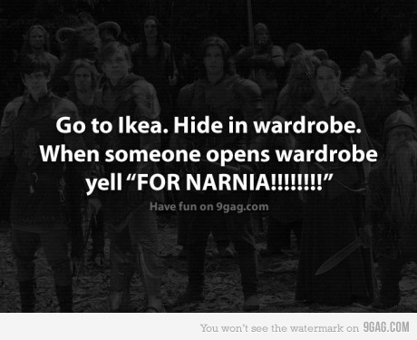 totally want to do this.....: Laughing, Idea, Buckets Lists, Awesome, Giggl, Funny Stuff, So Funny, Narnia, Ikea