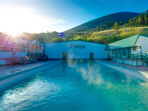 The best date in Montana: Chico Hot Springs Resort & Day Spa