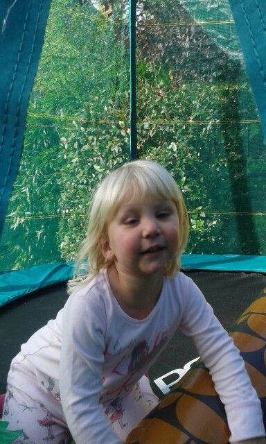 My gorgeous niece