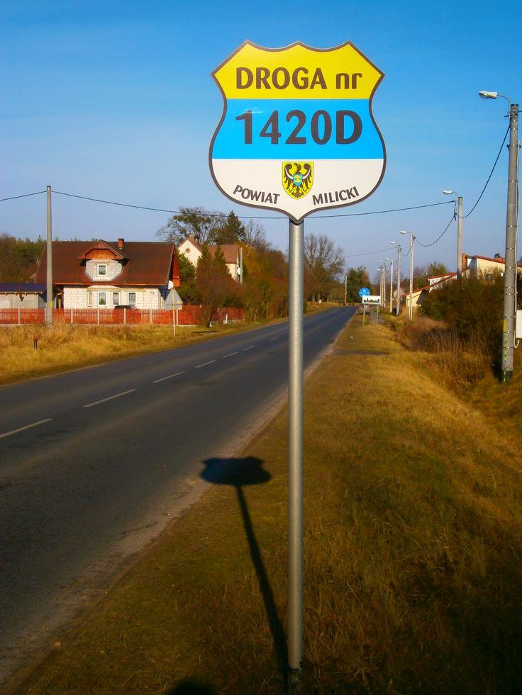Droga do Godnowa - Powiat Milicz