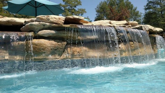 Enjoy your summer at Jade Waters in the Hilton Anatole Dallas