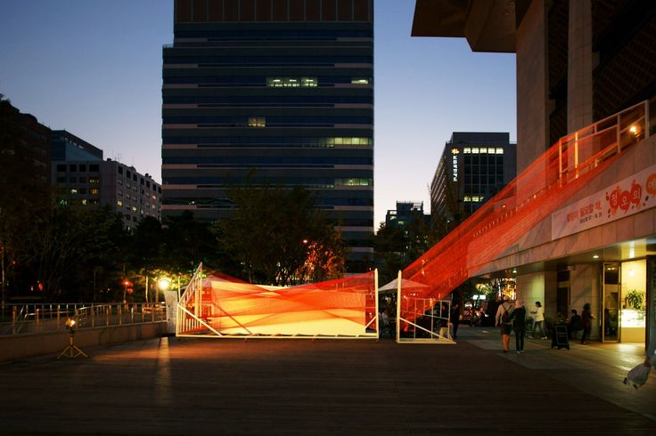 Gallery of Autumn Art Breeze at Sejong Art Center / Boundaries architects - 7