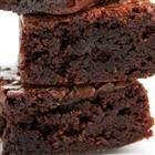 Ghirardelli Fudgy Gluten-Free Brownies