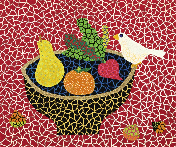 Yayoi Kusama | lot | Sotheby's
