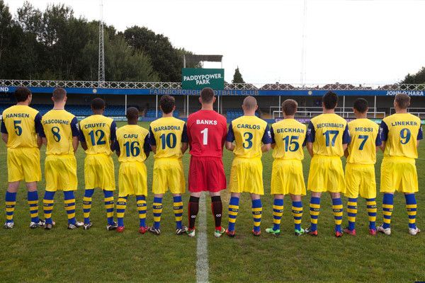 Paddy Power - Farnborough FC