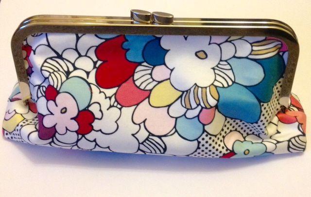 lovely Pop Art clutch bag on Etsy for $45.02