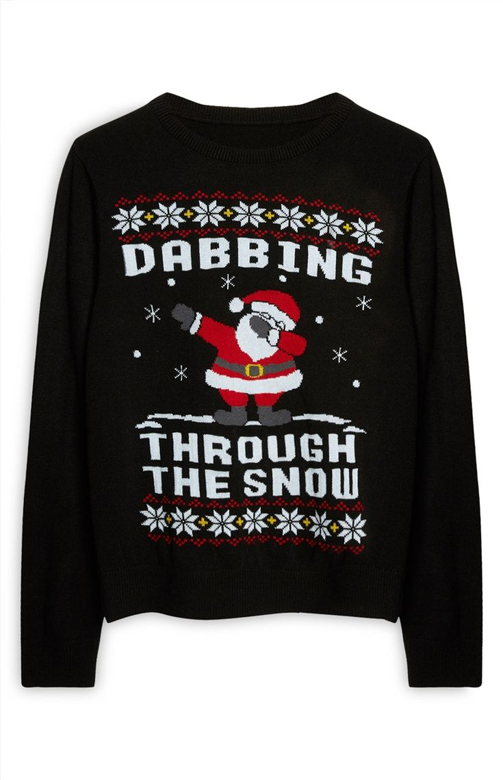 Primark - Kids Novelty Christmas Jumper