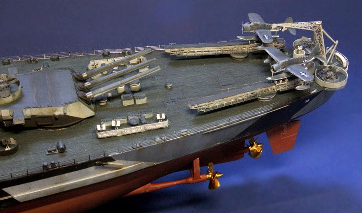 USS North Carolina (BB 55)