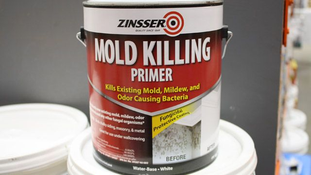Kill existing mold and mildew bacteria and prevent the growth of future bacteria…