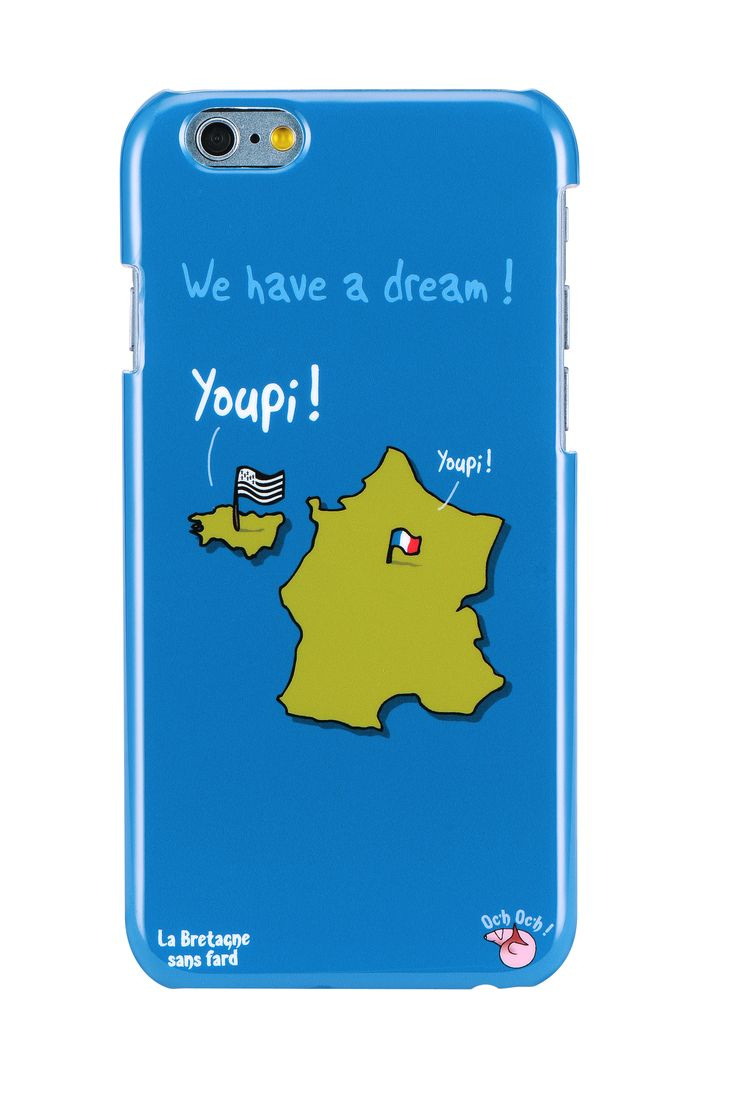 Bretagne - smartphone Case