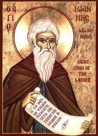 """""""Πιστός δεν είναι εκείνος, που νομίζει ότι ο Θεός μπορεί να κάνει τα πάντα, αλλά αυτός, που πιστεύει ότι θα πάρει από Αυτόν ό, τι θα Του ζητήσει"""". (Άγιος Ιωάννης της Κλίμακος)"""