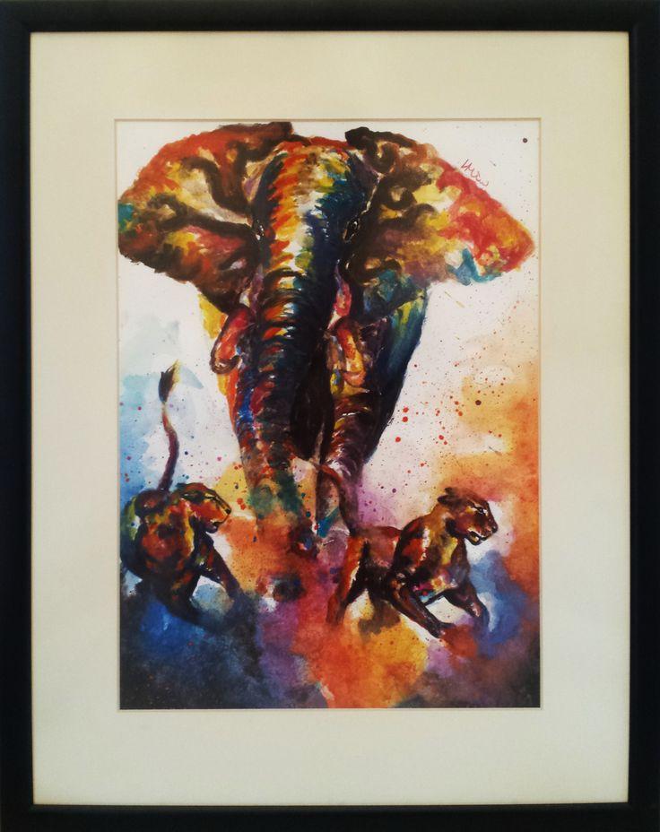 AzAlkotáscíme: Csodás Természet Méret:40×29 cm Ár:90 000 HUF Származási hely:Magyarország, Budapest Részletes leírás az alkotásról: Az alkotás akvarell felhasználásával készült minőségi a…