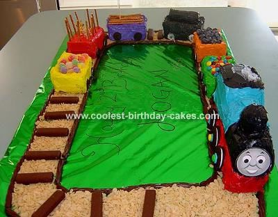 152 best Cakes Trains images on Pinterest Birthdays Conch