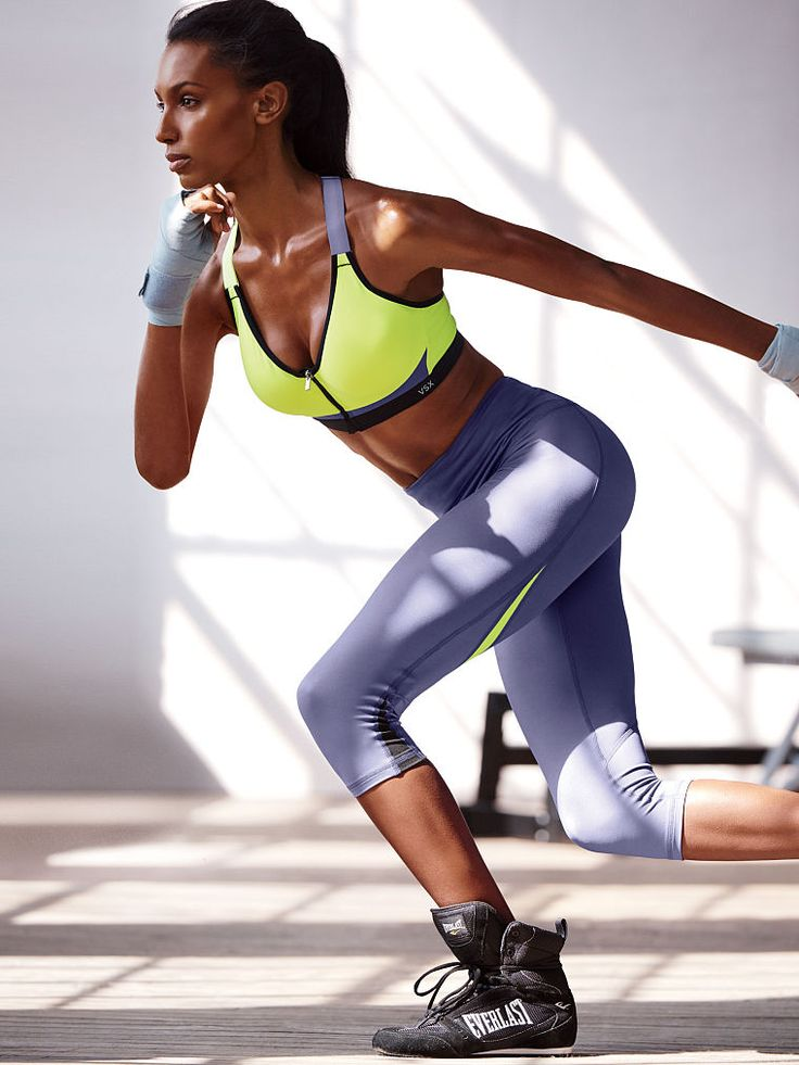 Jasmine, fitness, and focus love.