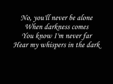 """lyrics from """"Whispers in the Dark"""" by Skillet - truth to remember..."""