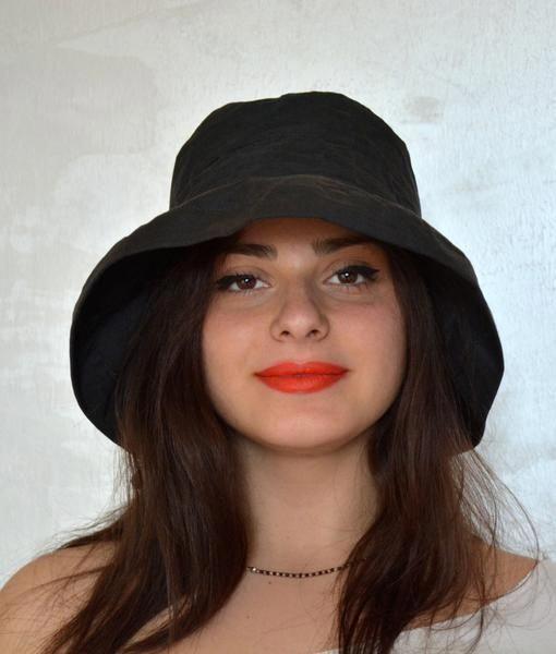 5a3ffb23c Black Women Summer Hat Wide Brim Sun Hat Lightweight Hat – edocollection  #womensfashionforsummerhats