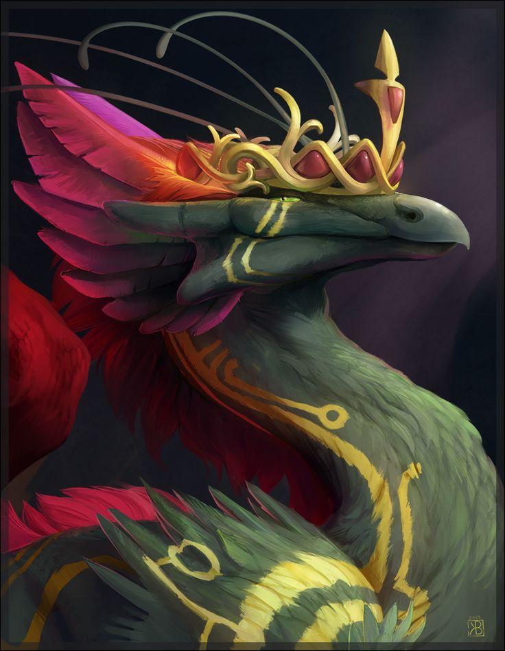 528 best Dragon art im...