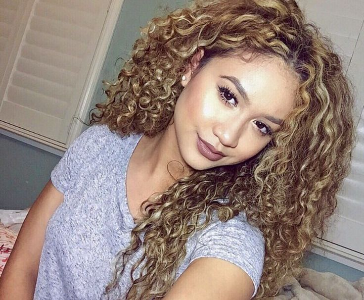 1000+ images about mixed race, curly hair on Pinterest