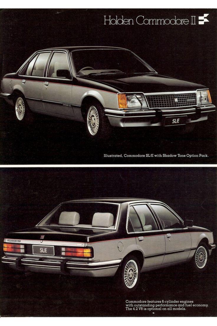 Holden VB Commodore SL/E