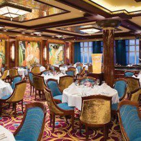 Maden om bord på et krydstogskib – Eventyrrejser