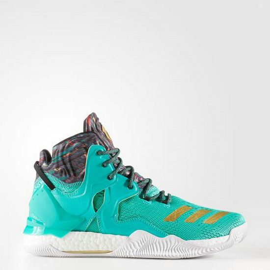 hot sales 719d0 76f52 Adidas D Rose 7 Color Multi B54135 Cheapest and Newest Sneaker