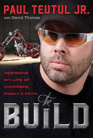 "The Build reveals the ""behind the scenes"" story of the popular TV reality series American Chopper for the show's millions of fans.  Author Paul Teutul, Jr., is arguably the most creative builder..."
