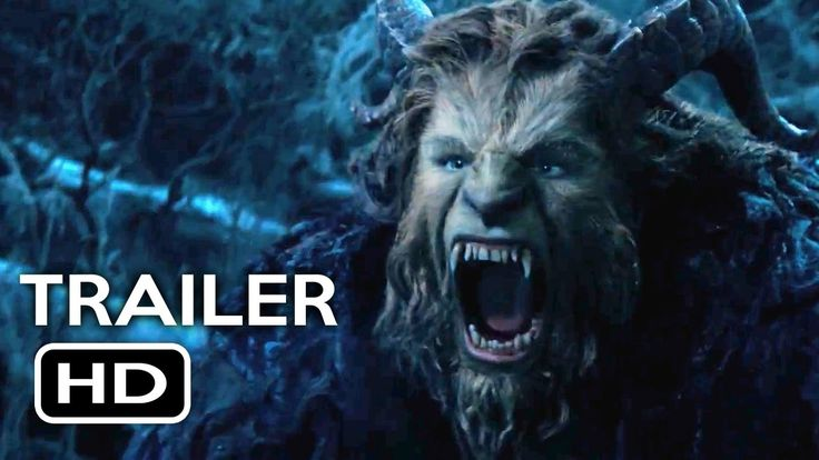 Beauty and the Beast Official Trailer #1 (2017) IM SO EXCITED 😆