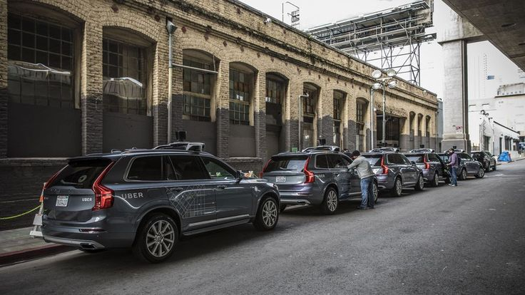 Uber to put self-driving cars on the road in SF 'very soon - The ride-hailing company appears to be readying dozens of autonomous vehicles to pick up passengers in the Bay Area.