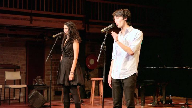 "Sarah Kay & Phil Kaye ""When Love Arrives"" - WATCH VIDEO HERE -> http://philippinesonline.info/travel/sarah-kay-phil-kaye-when-love-arrives/   Sarah Kay & Phil Kaye of Project V.O.I.C.E. perform ""When Love Arrives,"" a poem about the expectations and realities of love. The poem was co-written by Sarah Kay and Phil Kaye and was performed as part of their performance at the Malthouse Theatre in Melbourne, Australia,..."