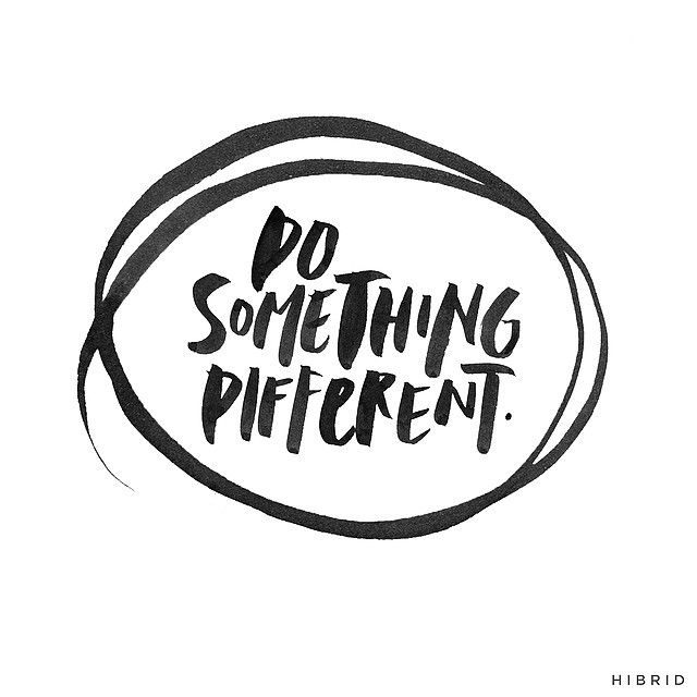 Hand lettering by Courtney Shelton / HIBRID | #handlettering #typography…