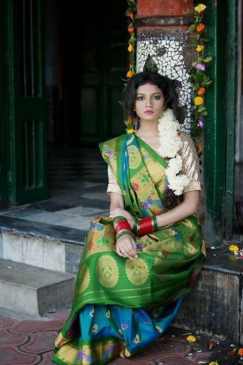 Paithani from Aurangabad