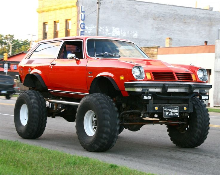 Chevy And 4x4