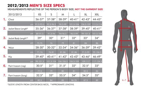 17 best images about s size chart on boys