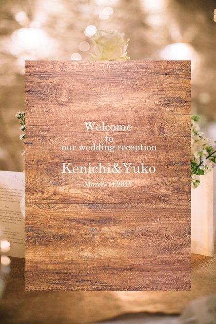 T&Yオリジナルデザインのウェルカムボードです。見栄えのいいパネル印刷も対応しております。詳しくは下記の説明をご覧ください。◆デザイン   備考欄にお忘れずにご入力ください。⑴ご新郎新婦のお名前(アルファベット)⑵お日付⑶(任意)追加や変更したいメッセージやフレーズ   (例 Welcomeの後にto our weddingをいれ    たいなど)◆仕様<用紙印刷>※額縁は付いておりません。⑴サイズ   A4/A3⑵素材   A4 厚口マット紙 0.23mm    A3 上質紙135kg 0.18mm  どちらも厚紙でしっかりしております。⑶発送   ご入金確認後、最大10日程。   ご注文後のキャンセルはご遠慮くださいま   せ。<パネル印刷>オススメ!!!※額縁は付いておりません。⑴サイズ   A4/A3/A2⑵素材   マットボードパネル 7mm   マットボードパネルとは、展示会やイベント   などで使用される高密度の発泡スチロールで   す。   専用のUVインクで印刷しますので、耐光    性に優れています。   パネルに直接印...