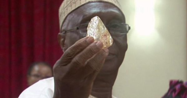 How Pastor Momoh's Enormous 706-Carat Diamond Discovery Gives Hope to Sierra Leone     Forbes
