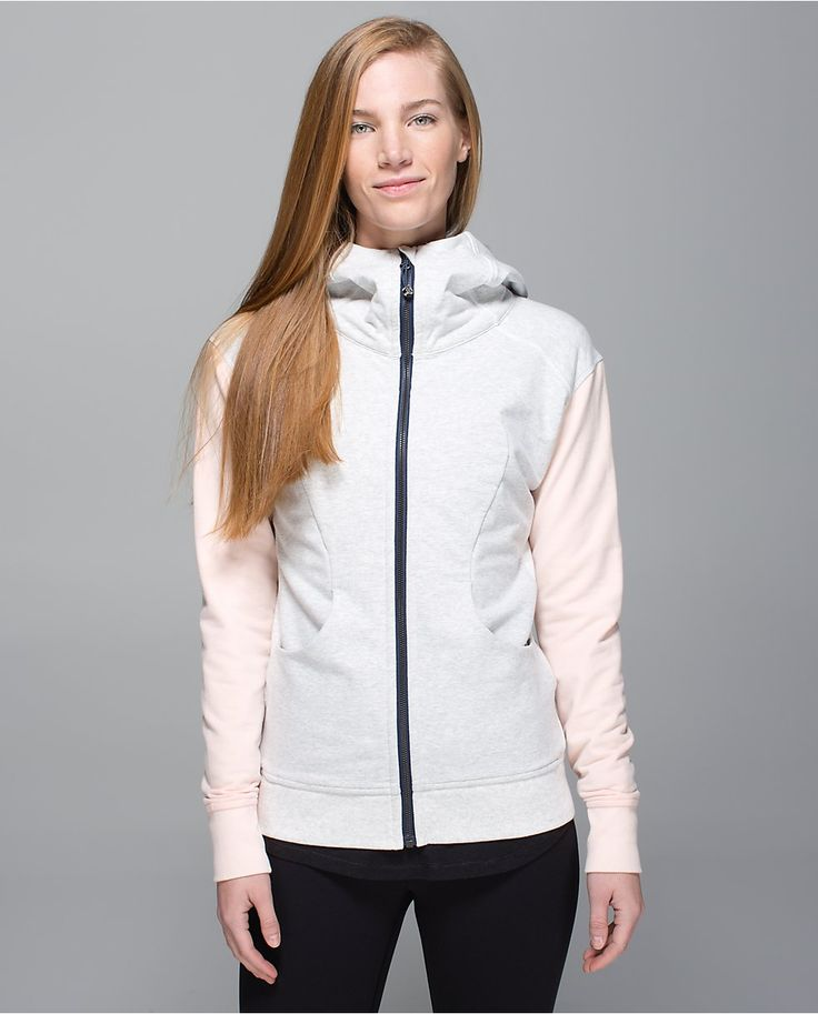 lululemon On The Daily Hoodie  Found on my new favorite app Dote Shopping #DoteApp #Shopping