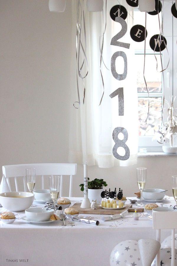 Tinkas Welt: Eine Silvesterfeier mit Mitternachtssuppe & Happy New Year!