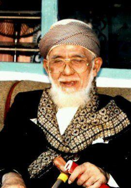 KH Muhammad Dimyati atau dikenal dengan Abuya Dimyati