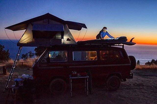Jonez'n To Hit The Open Road Again!  Ready & Excited To Explore New Territory On The East Coast!  PC | @gregstahl  #bigsur #california #vanlife #rooftoptent #rigracks #travel #explore #openroad #volkswagen #syncro #4X4 #offroad #canon #photography #surf #westcoast #eastcoast #camping #getoutside #family #calocals - posted by  https://www.instagram.com/phrovan - See more of Big Sur, CA at http://bigsurlocals.com