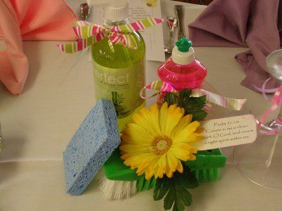 """Create In Me A Clean Heart"" - Great idea for a ladies event ... use as centerpieces and as giveaways/favors."