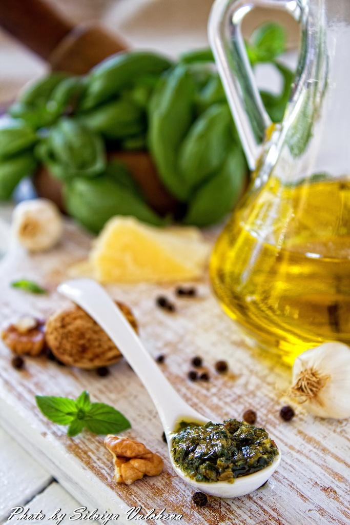 Pesto Genovese | HEALTHY RECIPES | Recipes - Eating Healthy / Light ...