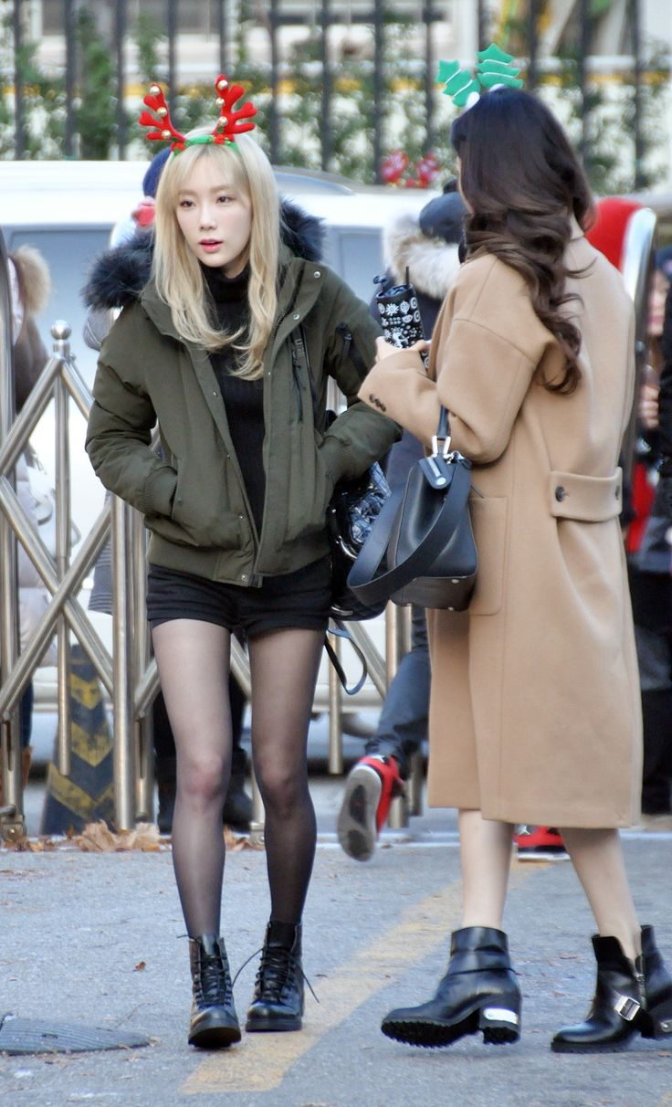 151204 TaeTiSeo arriving at Music Bank by KpopMap #musicbank, #kpopmap, #kpop, #SNSD, #TaeTiSeo, #kpopmap_TaeTiSeo, #kpopmap_151204