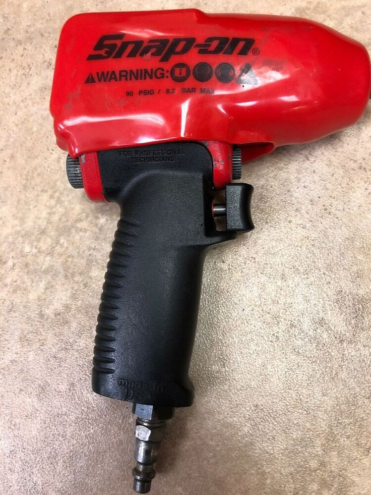 "(eBay Advertisement) Snapon Tools MG325 3/8"" Drive Air"