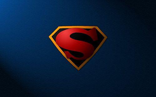 Max Fleischer Superman Logo