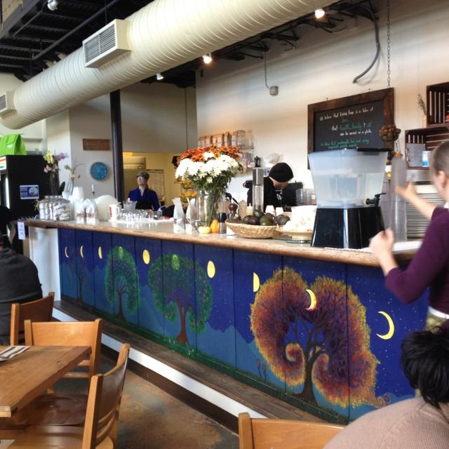Green Kitchen Vegan Cafe: Living Kitchen Cafe- Raw & Vegan Restaurant Charlotte, NC
